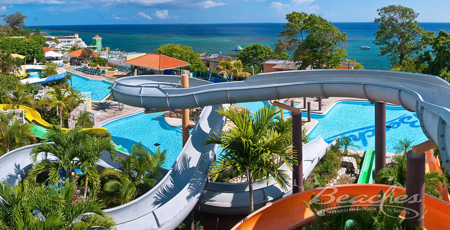 Family friendly resorts for destination weddings in jamaica for Worry free vacations all inclusive